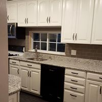 kitchen countertop renovation
