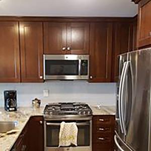 wood kitchen style 2018