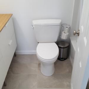Blue Bell toilet