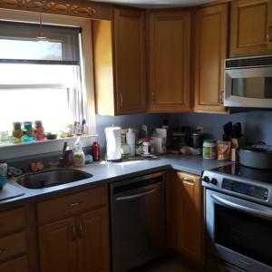 feasterville kitchen before
