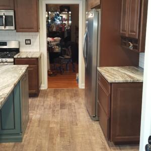Maple Glen Kitchen after photos